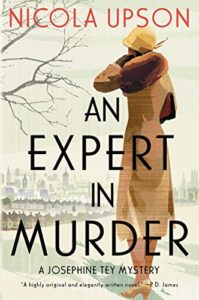 Expert in Murder by Josephine Tey