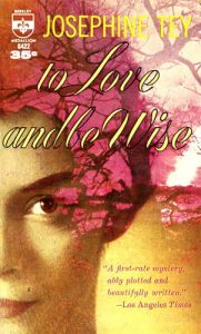 Vintage Paperback Edition - To Love and Be Wise