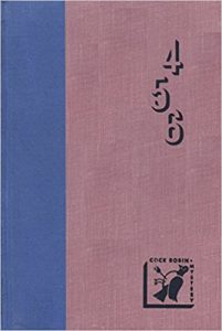 Original hardback edition - Four Five and Six by Tey